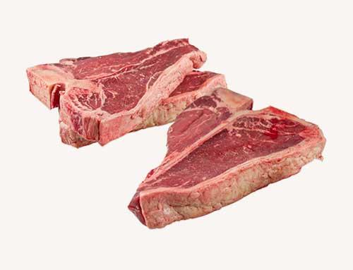 Beef Porterhouse Steaks Cut Guide Newzealmeats